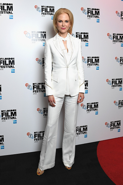 Blazer - Jacket「Screen Talk: Nicole Kidman & Dev Patel - 60th BFI London Film Festival」:写真・画像(17)[壁紙.com]