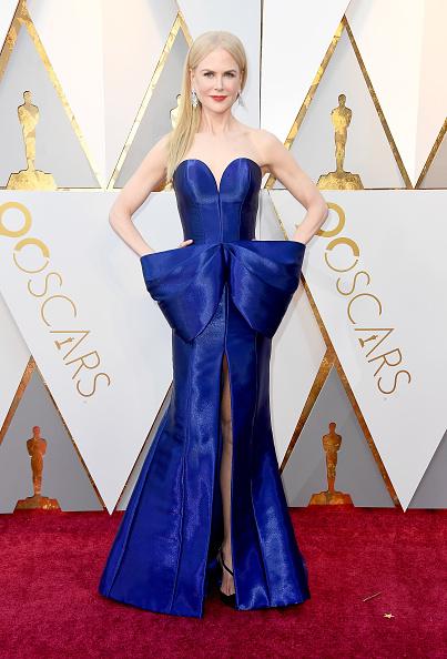 ニコール・キッドマン「90th Annual Academy Awards - Arrivals」:写真・画像(8)[壁紙.com]