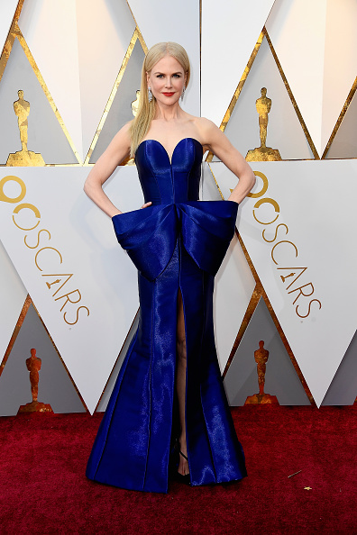 Tied Bow「90th Annual Academy Awards - Arrivals」:写真・画像(19)[壁紙.com]