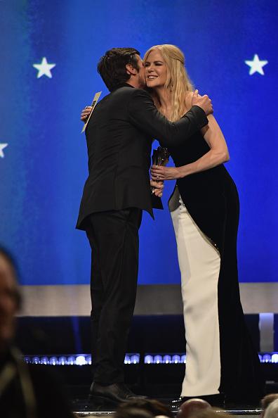 ちりめん生地「The 24th Annual Critics' Choice Awards - Show」:写真・画像(4)[壁紙.com]