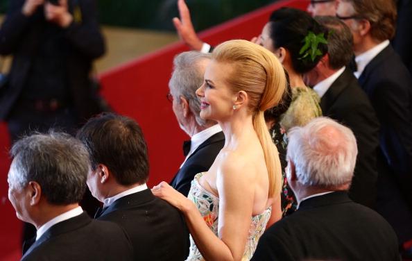 Vittorio Zunino Celotto「Opening Ceremony And 'The Great Gatsby' Premiere - The 66th Annual Cannes Film Festival」:写真・画像(9)[壁紙.com]