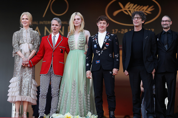 "John Cameron Mitchell「""How To Talk To Girls At Parties"" Red Carpet Arrivals - The 70th Annual Cannes Film Festival」:写真・画像(5)[壁紙.com]"