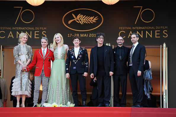 "John Cameron Mitchell「""How To Talk To Girls At Parties"" Red Carpet Arrivals - The 70th Annual Cannes Film Festival」:写真・画像(9)[壁紙.com]"
