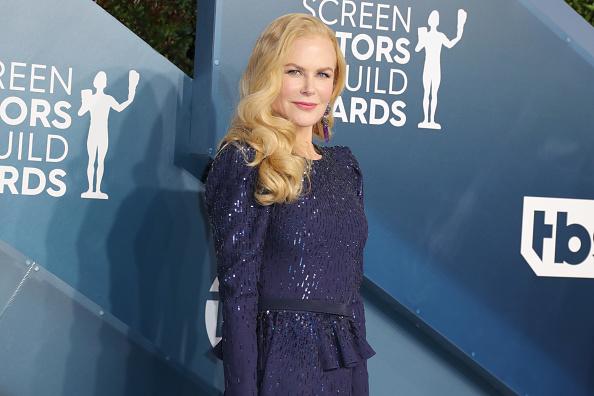 Nicole Kidman「26th Annual Screen ActorsGuild Awards - Arrivals」:写真・画像(10)[壁紙.com]