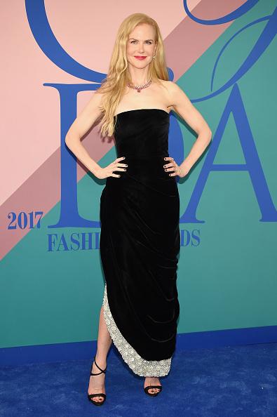 ニコール・キッドマン「2017 CFDA Fashion Awards - Arrivals」:写真・画像(12)[壁紙.com]