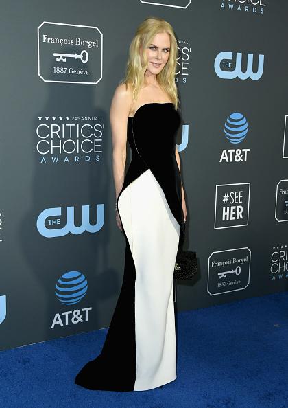 ちりめん生地「The 24th Annual Critics' Choice Awards - Arrivals」:写真・画像(6)[壁紙.com]