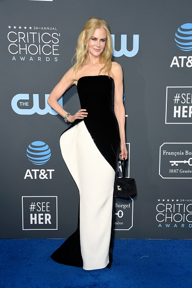 Award「The 24th Annual Critics' Choice Awards - Arrivals」:写真・画像(4)[壁紙.com]