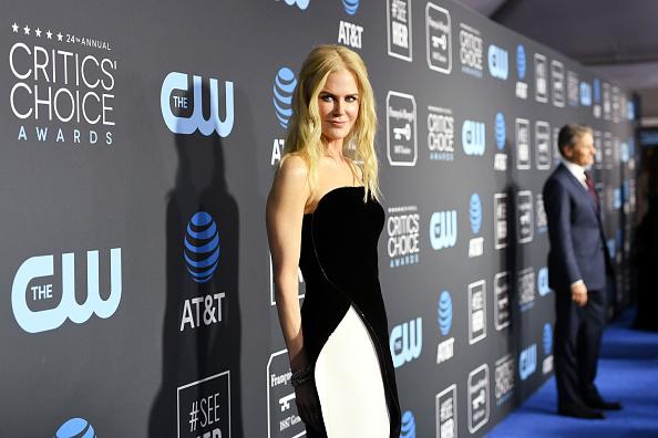 ちりめん生地「The 24th Annual Critics' Choice Awards - Red Carpet」:写真・画像(9)[壁紙.com]