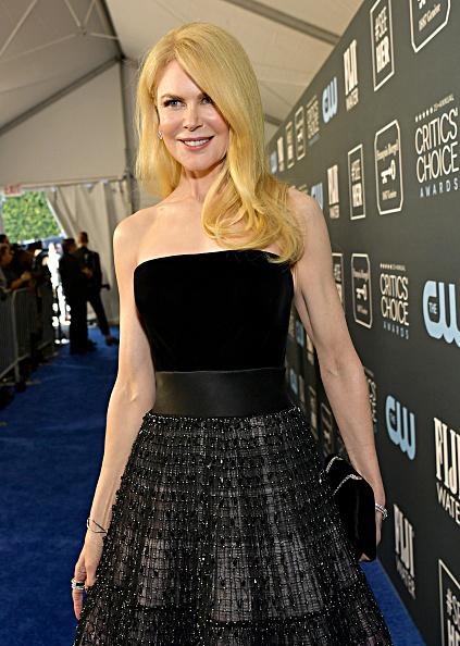 Mesh - Textile「25th Annual Critics' Choice Awards - Red Carpet」:写真・画像(12)[壁紙.com]