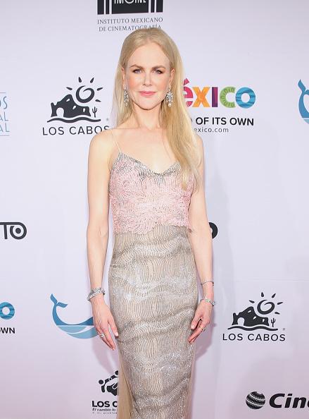 カボサンルーカス「Nicole Kidman Honored At The 6th Los Cabos International Film Festival」:写真・画像(6)[壁紙.com]