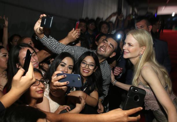 カボサンルーカス「Nicole Kidman Honored At The 6th Los Cabos International Film Festival」:写真・画像(7)[壁紙.com]
