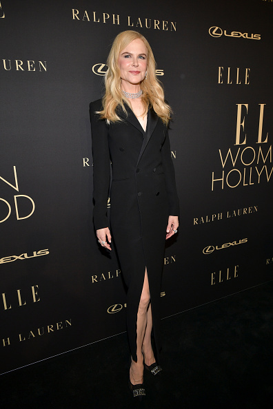Hollywood - California「ELLE's 26th Annual Women In Hollywood Celebration Presented By Ralph Lauren And Lexus - Arrivals」:写真・画像(18)[壁紙.com]