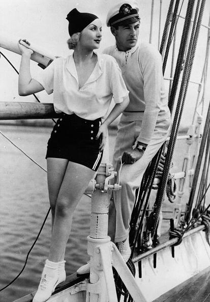 船・ヨット「Carol Lombard und Gary Cooper」:写真・画像(12)[壁紙.com]