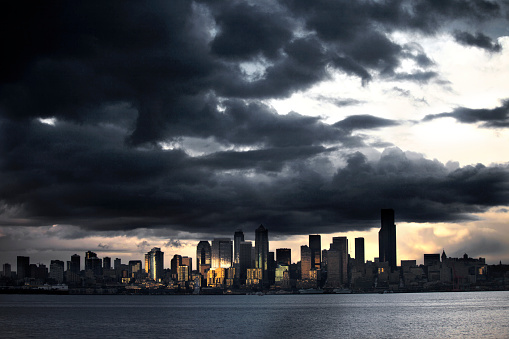 Rain「Seattle Storm」:スマホ壁紙(8)