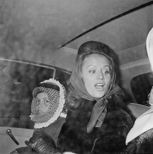 Vehicle Interior「Princess Muna with Abdullah」:写真・画像(12)[壁紙.com]