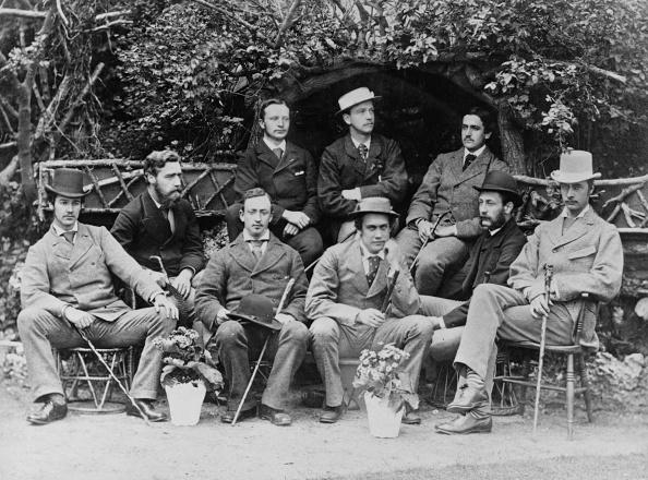 フォーマルウェア「Menswear, 1870」:写真・画像(5)[壁紙.com]
