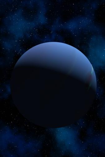 Galaxy「Neptune planet」:スマホ壁紙(7)