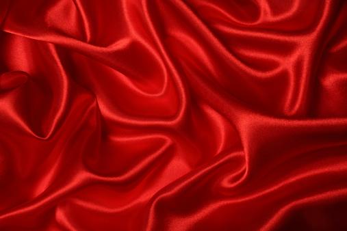 Silk「Red Silk Texture」:スマホ壁紙(8)