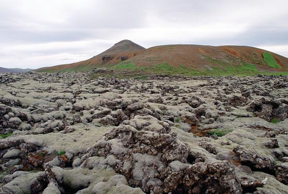 Volcanic Landscape「Lava Field, Iceland」:写真・画像(19)[壁紙.com]