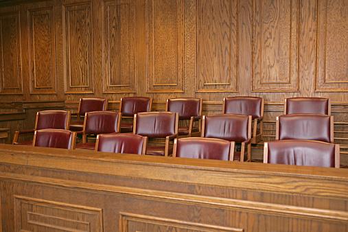 Courtroom「Jury Box」:スマホ壁紙(12)