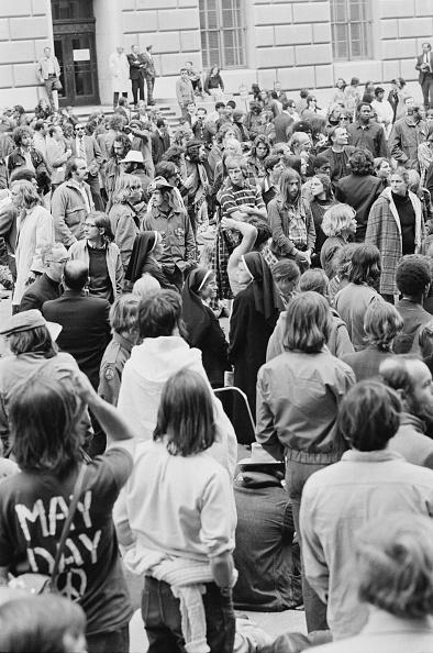 Michael Ochs Archives「May Day 1971 Protest」:写真・画像(10)[壁紙.com]