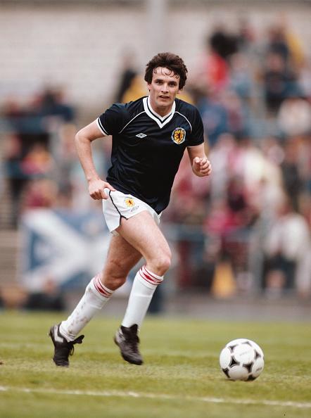 Club Soccer「Frank Gray Scotland 1983」:写真・画像(12)[壁紙.com]