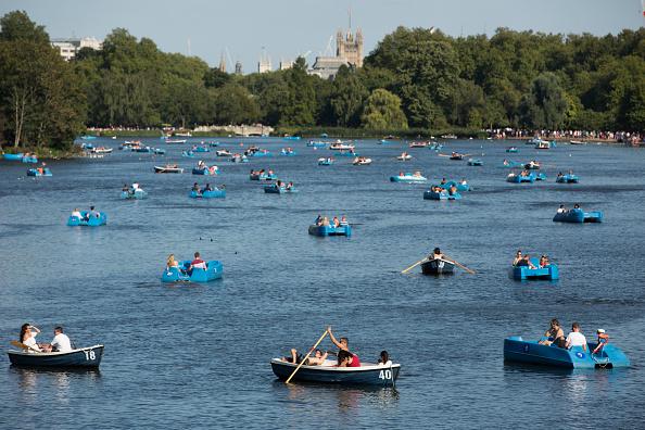 Lake「Hot Summer Weather Hits London」:写真・画像(18)[壁紙.com]