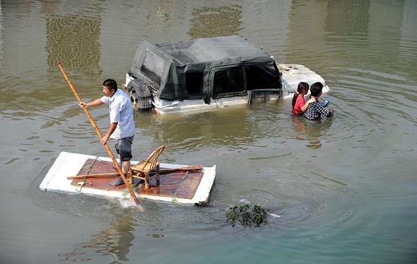 Homemade「Typhoon Fitow Kills Ten In Eastern China」:写真・画像(2)[壁紙.com]