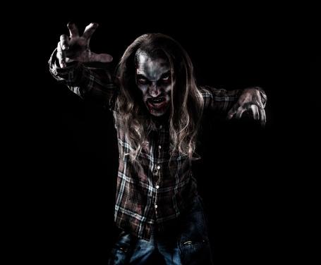 zombie「Horror Zombie Series」:スマホ壁紙(19)