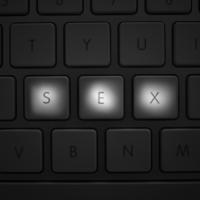 Sexual Issues「Keys on keyboard」:スマホ壁紙(10)