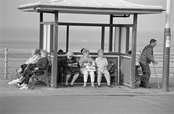 Senior Men「Old Folk In Blackpool」:写真・画像(11)[壁紙.com]