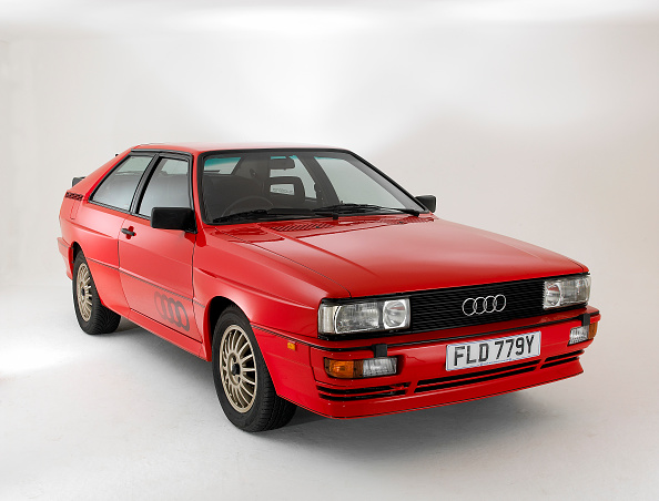 Audi「1983 Audi Quattro」:写真・画像(14)[壁紙.com]