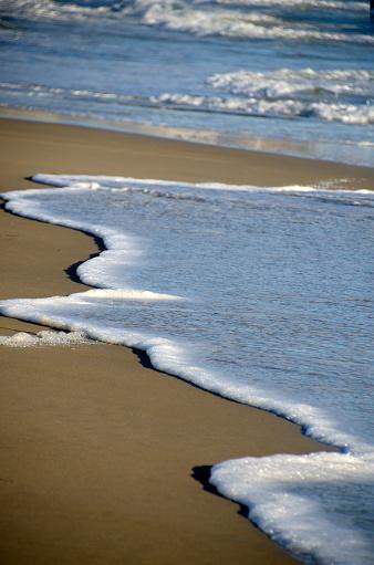 ビーチ「Ocean Foam」:スマホ壁紙(9)