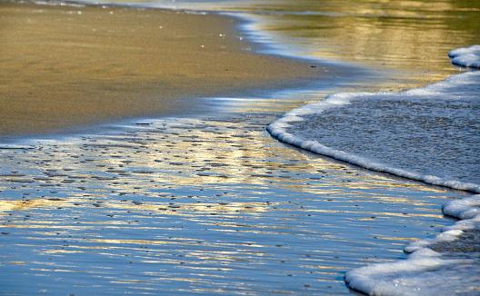 ビーチ「Ocean Foam」:スマホ壁紙(12)