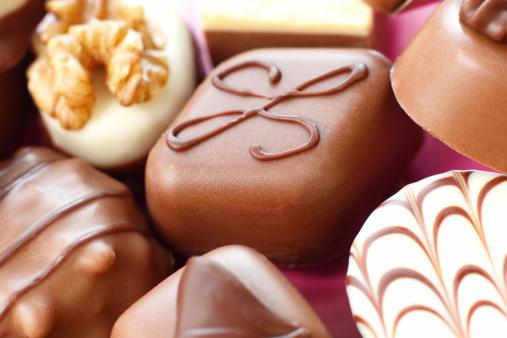 Milk Chocolate「Elegant  Chocolates」:スマホ壁紙(19)