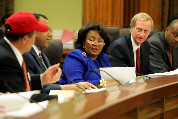 Washington DC「City Council Meets On Baseball Stadium」:写真・画像(2)[壁紙.com]