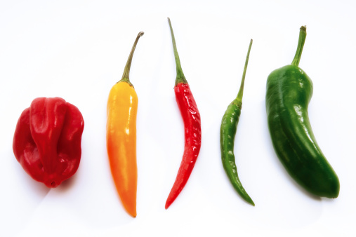 Red Bell Pepper「Peppers」:スマホ壁紙(6)