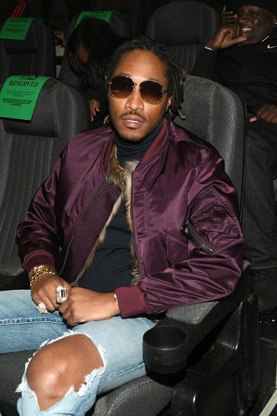Rapper「FERDINAND Special Screening Hosted by Future &  FreeWishes Foundation in Snowy Atlanta」:写真・画像(13)[壁紙.com]