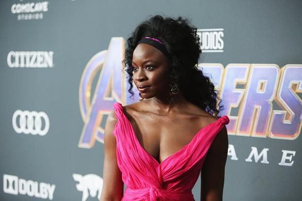 """Danai Gurira「Los Angeles World Premiere Of Marvel Studios' """"Avengers: Endgame""""」:写真・画像(8)[壁紙.com]"""