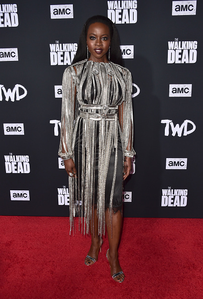 "The Walking Dead「Special Screening Of AMC's ""The Walking Dead"" Season 10 - Arrivals」:写真・画像(8)[壁紙.com]"