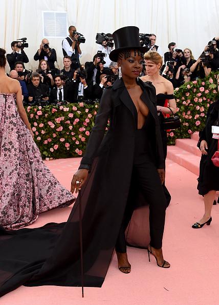 Black Coat「The 2019 Met Gala Celebrating Camp: Notes on Fashion - Arrivals」:写真・画像(5)[壁紙.com]