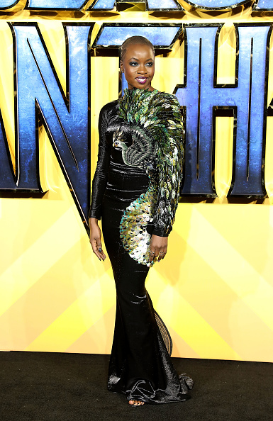 Hammersmith Apollo「'Black Panther' European Premiere - Red Carpet Arrivals」:写真・画像(15)[壁紙.com]