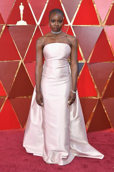 Danai Gurira「90th Annual Academy Awards - Arrivals」:写真・画像(1)[壁紙.com]