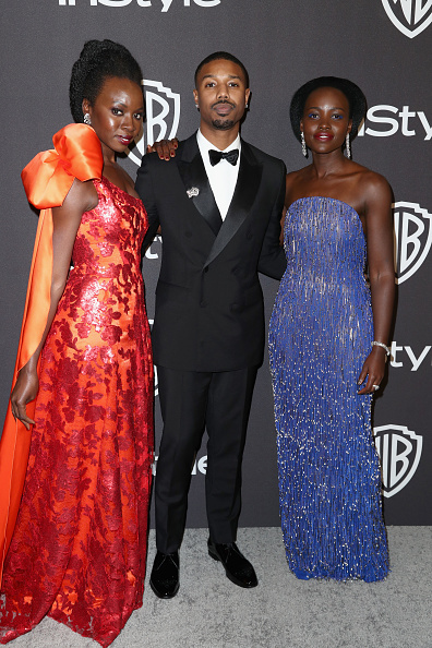 Black Suit「InStyle And Warner Bros. Golden Globes After Party 2019 - Arrivals」:写真・画像(7)[壁紙.com]