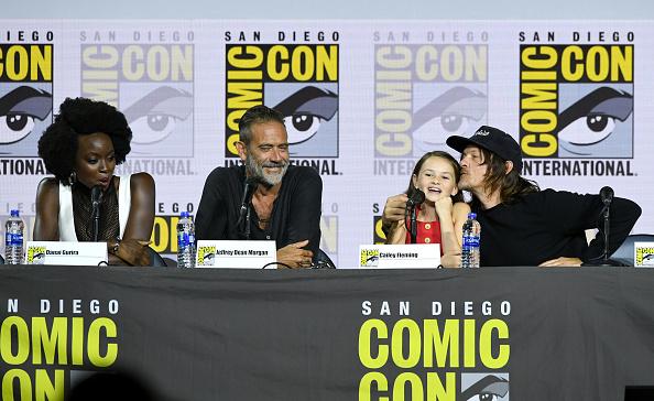 "Comic con「2019 Comic-Con International - ""The Walking Dead"" Panel」:写真・画像(14)[壁紙.com]"