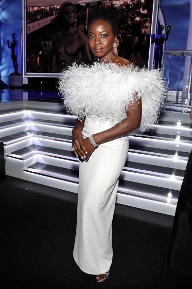 カメラ目線「25th Annual Screen Actors Guild Awards - Cocktail Reception」:写真・画像(18)[壁紙.com]