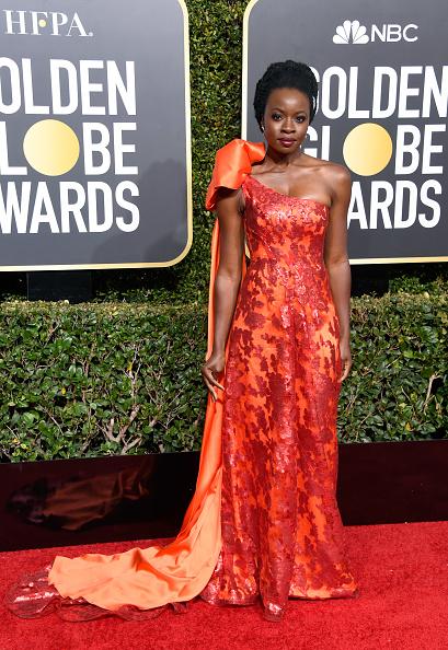 Danai Gurira「76th Annual Golden Globe Awards - Arrivals」:写真・画像(3)[壁紙.com]