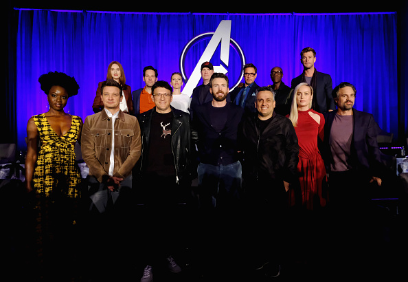 """Don Cheadle「Marvel Studios' """"Avengers: Endgame"""" Global Junket Press Conference」:写真・画像(17)[壁紙.com]"""