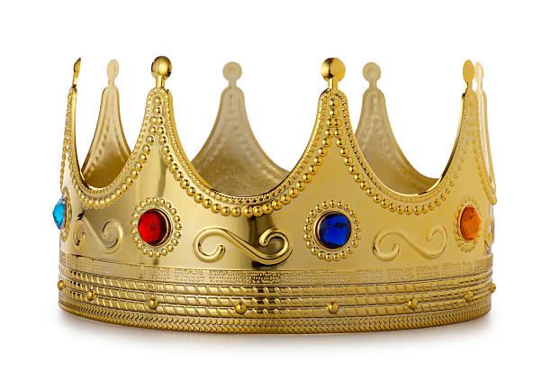Kings Crown on White:スマホ壁紙(壁紙.com)