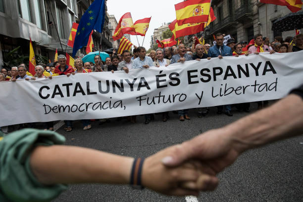 Catalonia「Preparations Are Made Leading Up To The Catalan Independence Referendum」:写真・画像(19)[壁紙.com]